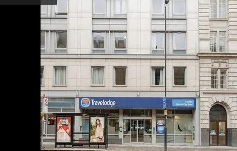 Travelodge London Central City Road - Hotel - 0