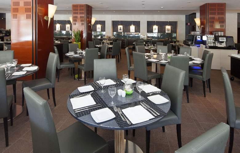 NH Leonardo Da Vinci Rome - Restaurant - 33