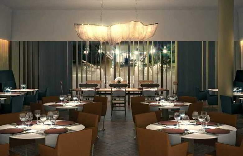 W St. Petersburg - Restaurant - 5