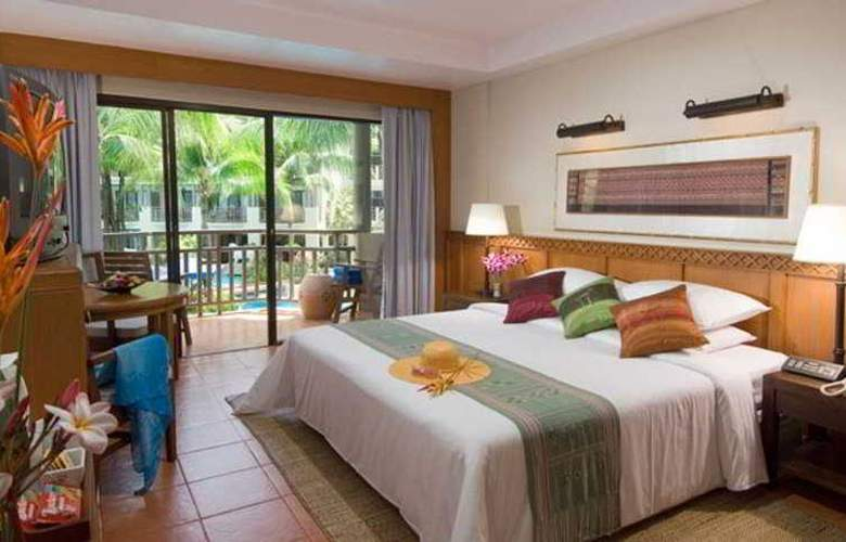 Merlin Beach Resort - Room - 3