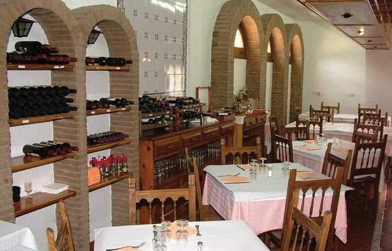 Ciudad Encantada - Restaurant - 6