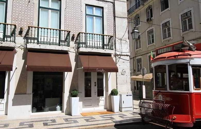 Lisboa Prata Boutique Hotel - Hotel - 0