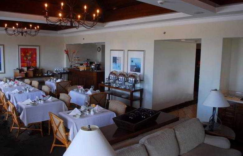 Real Intercontinental Metrocentro Managua - Restaurant - 5