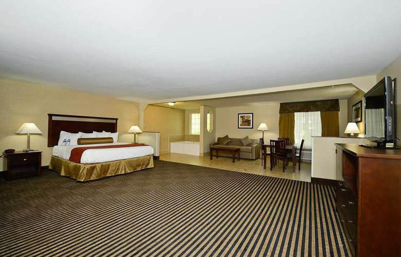Best Western Plus Prairie Inn - Room - 35