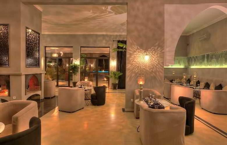 Kasbah Igoudar Boutique hotel & Spa - Restaurant - 4