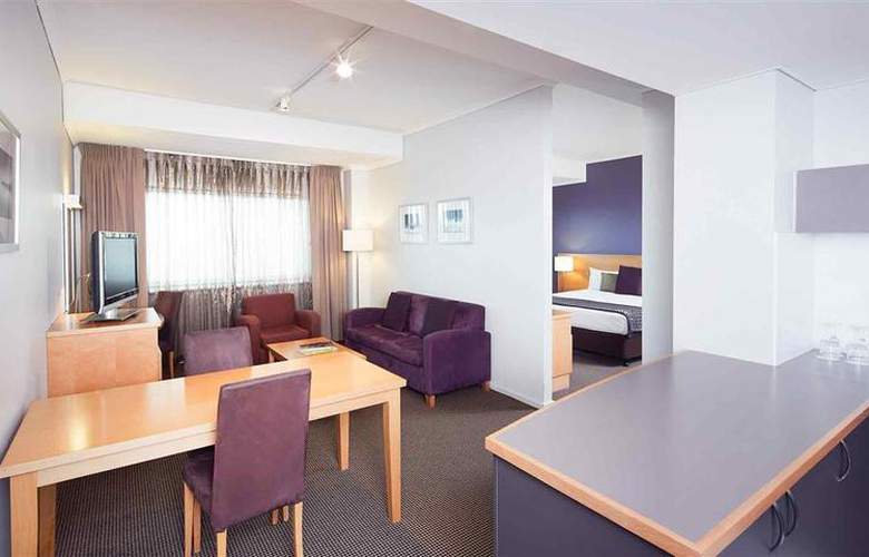 Novotel Perth Langley - Room - 2