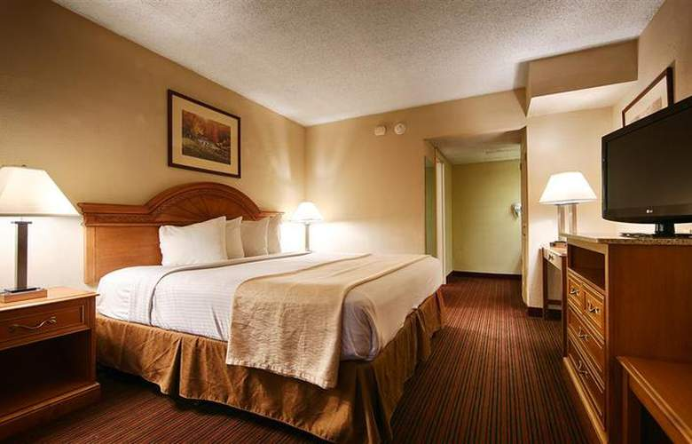 Best Western Bordentown Inn - Room - 28