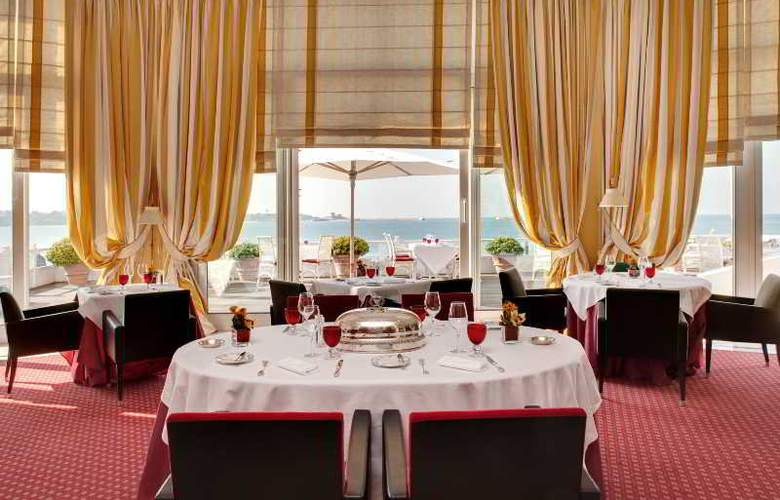 Grand Hotel Thalasso And Spa - Restaurant - 5