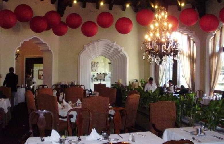 Vista Real Guatemala - Restaurant - 10