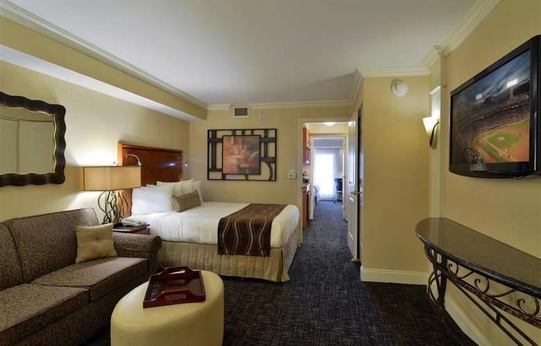 Best Western Premier Eden Resort Inn - Room - 130