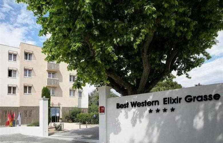 Best Western Elixir Grasse - Hotel - 0