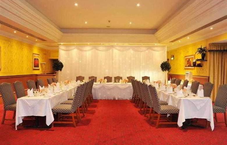 Mercure York Fairfield Manor - Hotel - 16