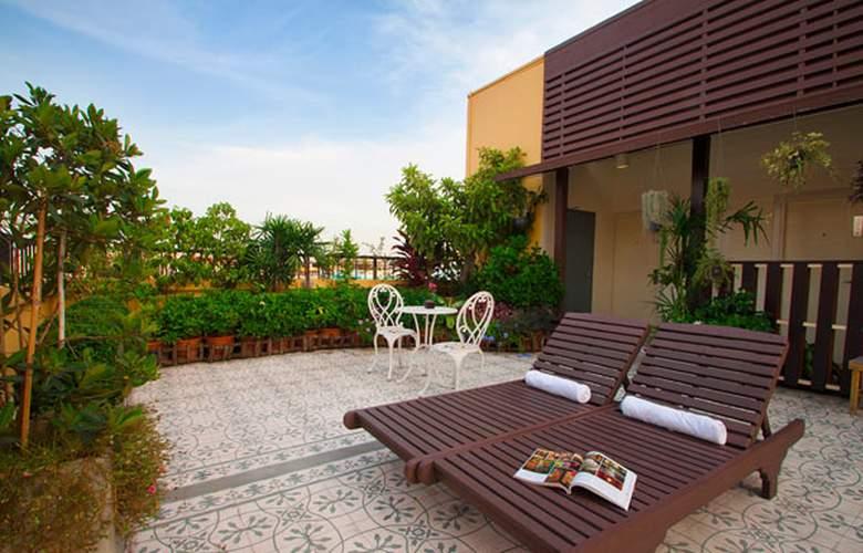 SAKUL HOUSE - Terrace - 5