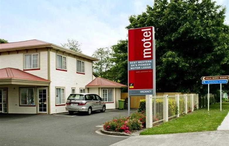 Best Western BK's Pioneer Motor Lodge - Hotel - 14