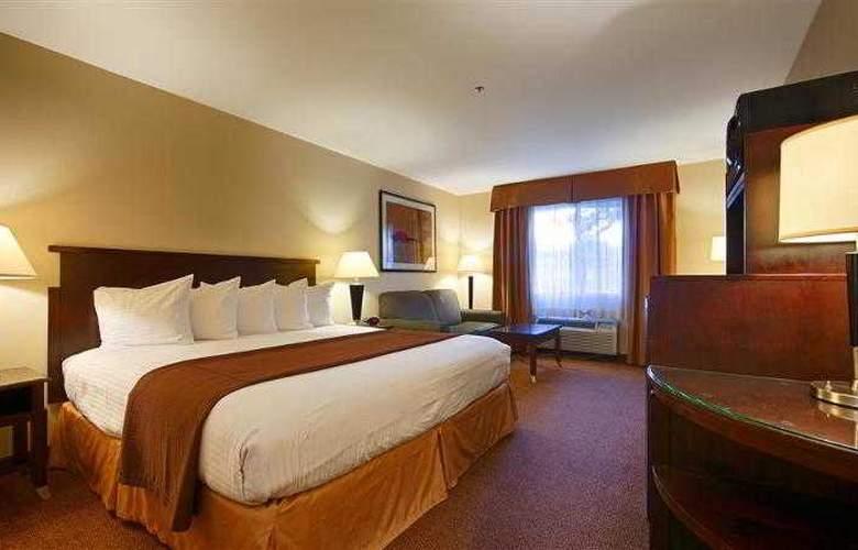 Best Western Porterville Inn - Hotel - 7