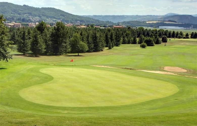 Best Western Hotel Golf D'Albon - Sport - 24