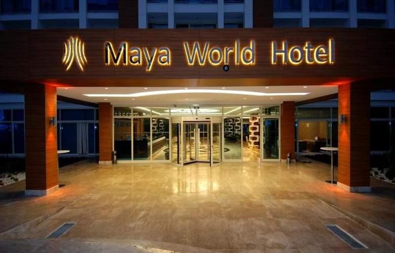 Maya World Hotel Belek - General - 5