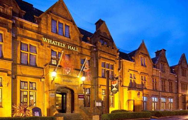 Mercure Banbury Whately Hall Hotel - Hotel - 24