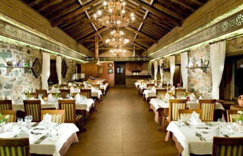 Gural Sapanca Wellnes Park Otel - Restaurant - 5