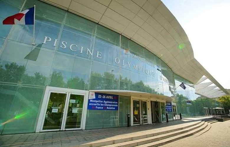 Kyriad Montpellier Centre Antigone - Sport - 9