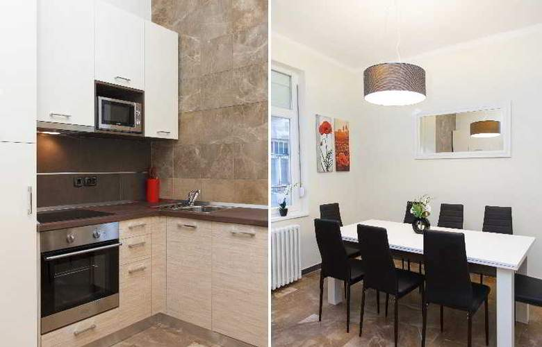 3 Bedroom Apartment cENTRAL sQUARE - Room - 12