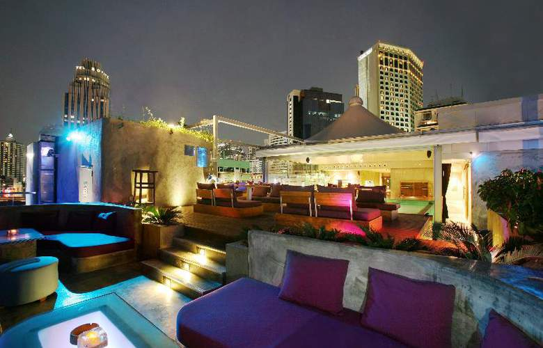 Galleria 10 Sukhumvit by Compass Hospitality - Terrace - 20