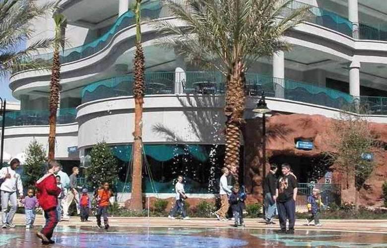 Courtyard Houston Intercontinental Airport - Hotel - 2
