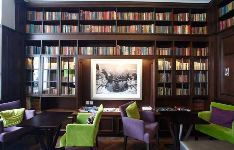 Best Western Mornington Hotel London Hyde Park - Bar - 96