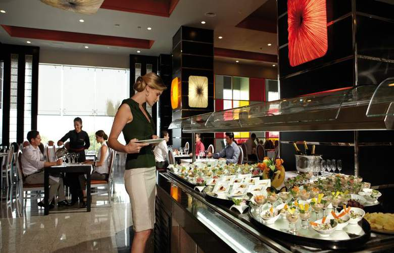 Hotel Riu Plaza Guadalajara - Restaurant - 30