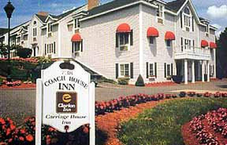 Clarion Carriage House Inn - Hotel - 0