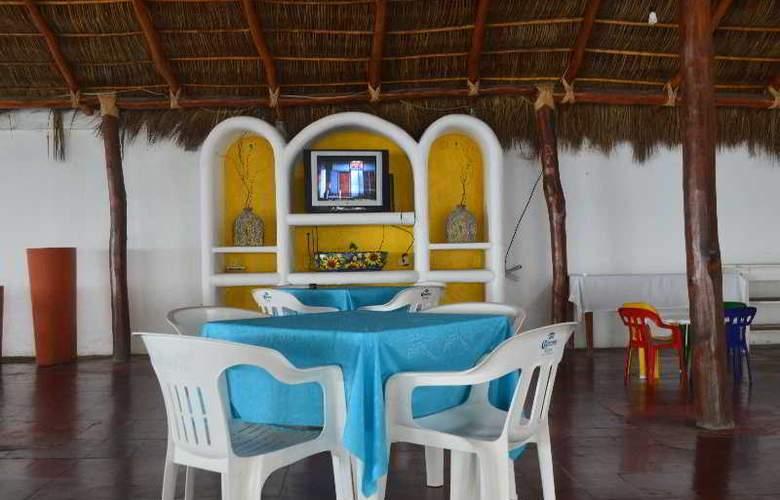Concierge Plaza San Rafael - Restaurant - 5