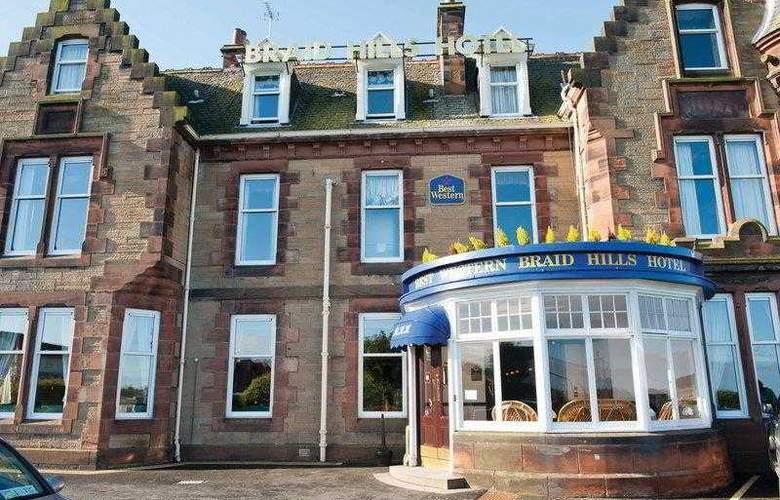 BEST WESTERN Braid Hills Hotel - Hotel - 4