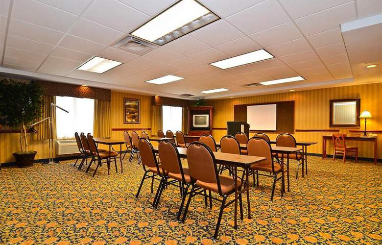 Best Western Executive Inn & Suites - Conference - 144