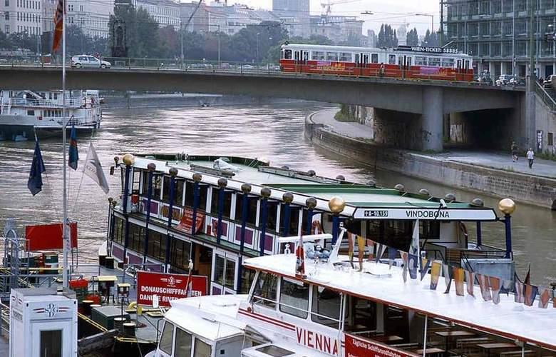 Mercure Josefshof Wien - Hotel - 39