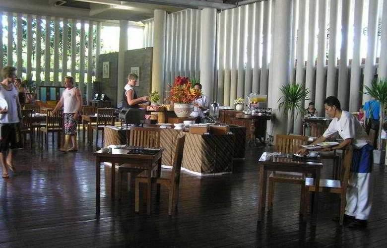 The Oasis Beach - Restaurant - 9
