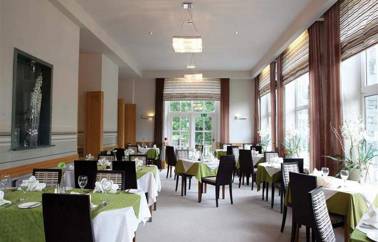 Best Western Glenridding - Restaurant - 28