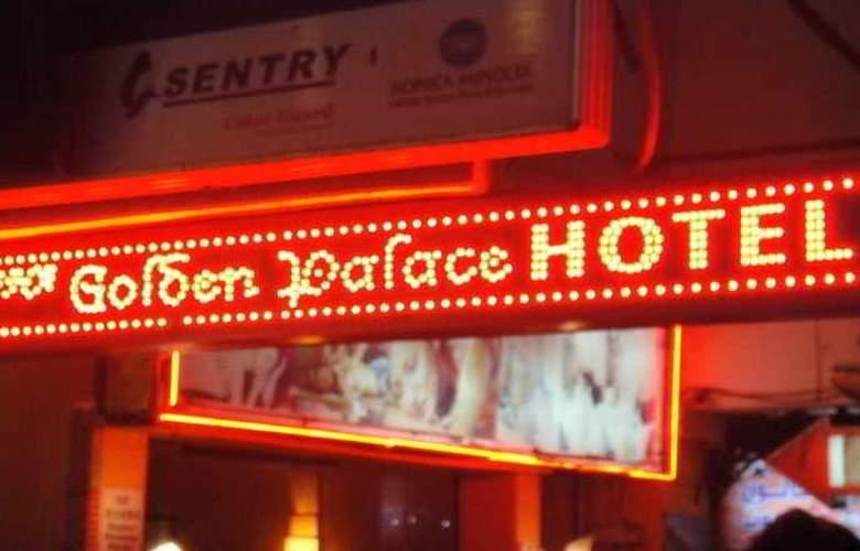 Sabrina Golden Palace Hotel - Hotel - 1