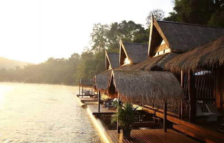 The Float House River Kwai - Hotel - 9
