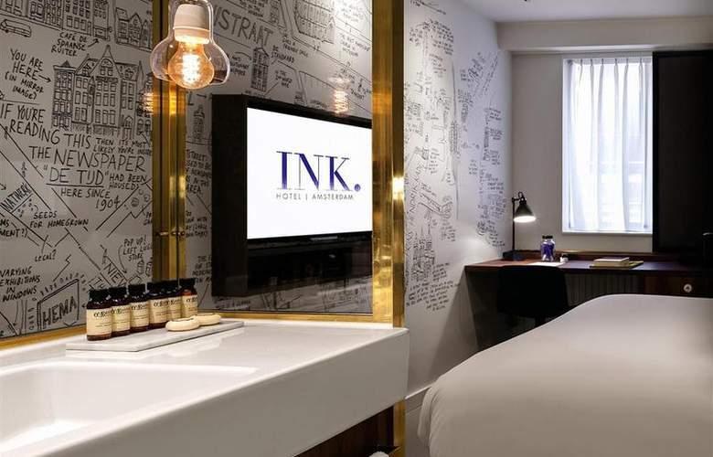 INK Hotel Amsterdam MGallery by Sofitel - Room - 26