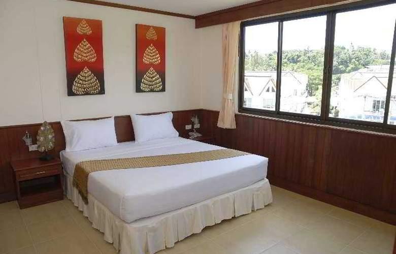 Outdoor Inn & Restaurant Kata Beach - Room - 6