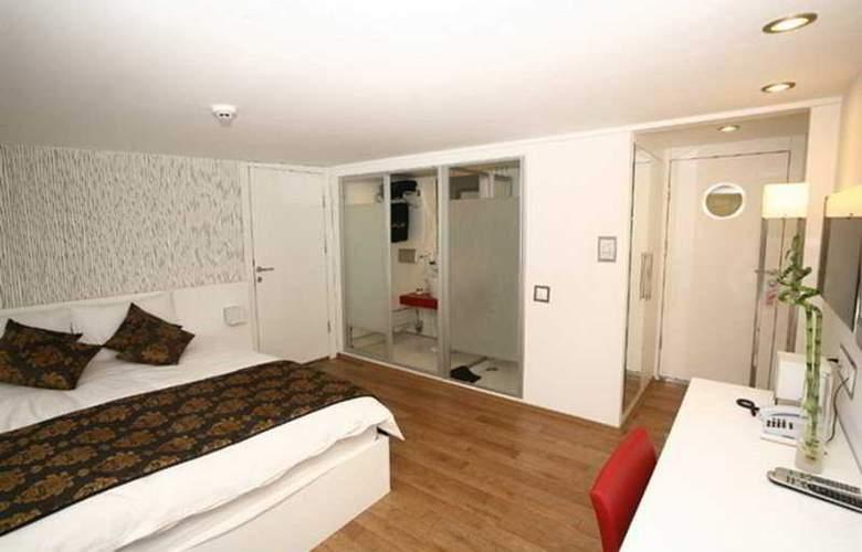 Otantik Gemi Otel - Room - 3