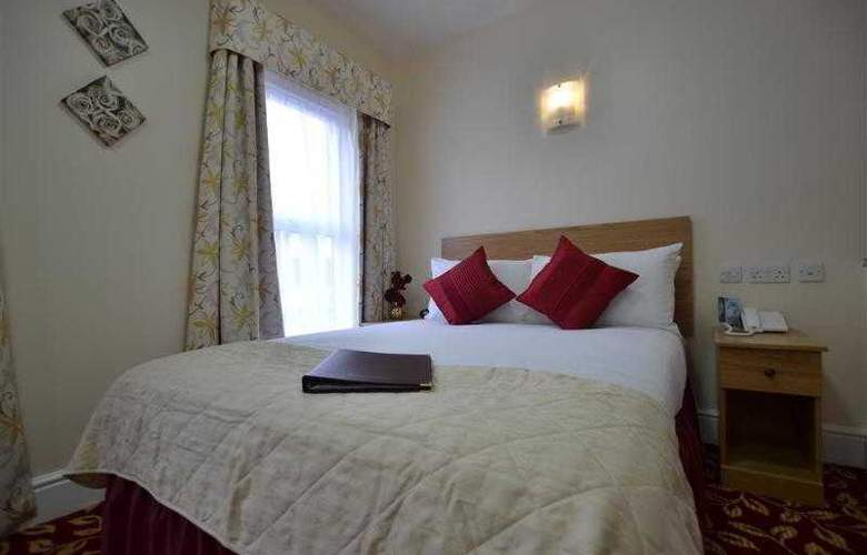 Best Western Greater London - Hotel - 23