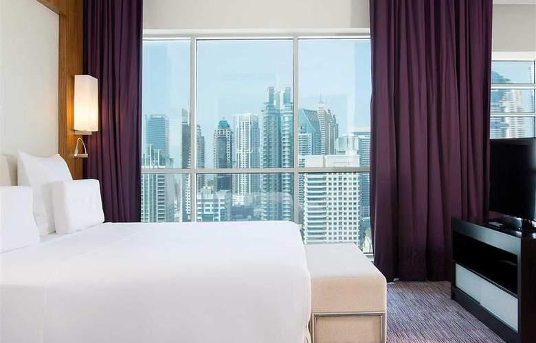 Pullman Dubai Jumeirah Lakes Towers - Bar - 10