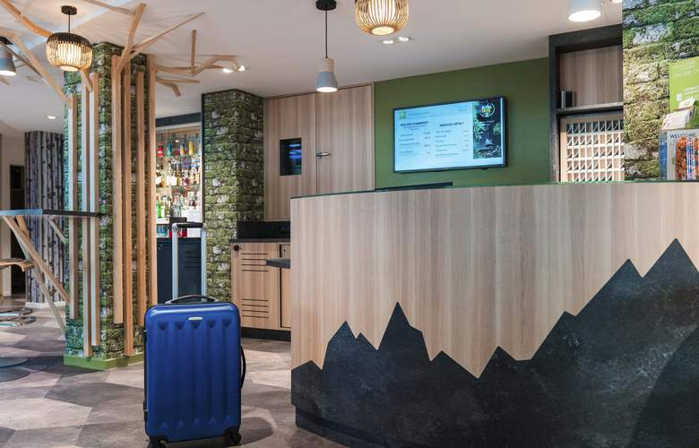 Ibis Styles Annecy Centre Gare - General - 1