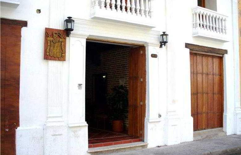 Don Pedro de Heredia - General - 4