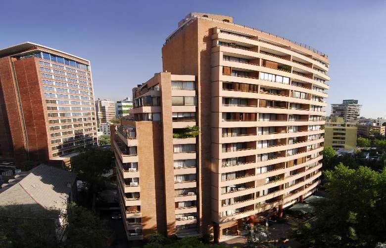 Aconcagua Apart Hotel - Hotel - 7