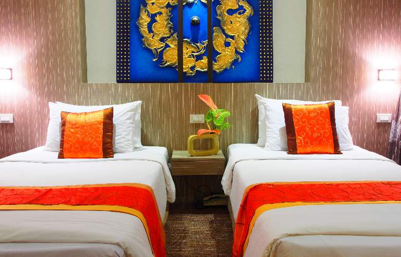 Bossotel Inn Bangkok - Room - 8