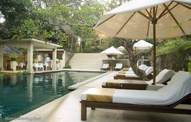 Komaneka Resort - Pool - 8
