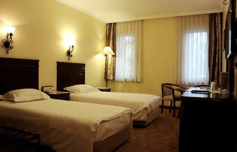 MONTANIA TOWN HOTEL MUDANYA - Room - 4