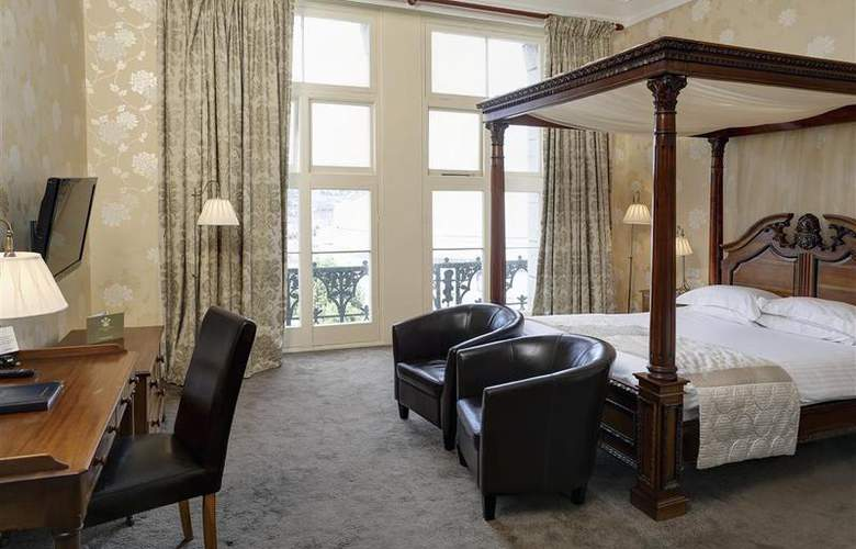 Best Western Duke Of Cornwall Hotel - Room - 83